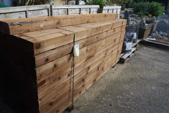 New Softwood Sleepers Special