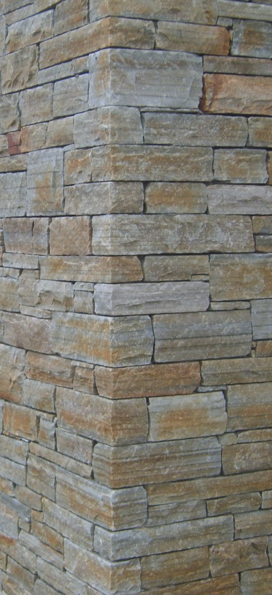 Quartzite Machined Walling