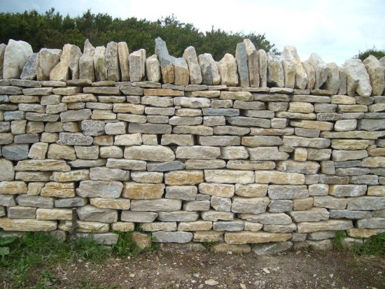 Purbeck Random Walling On Flat