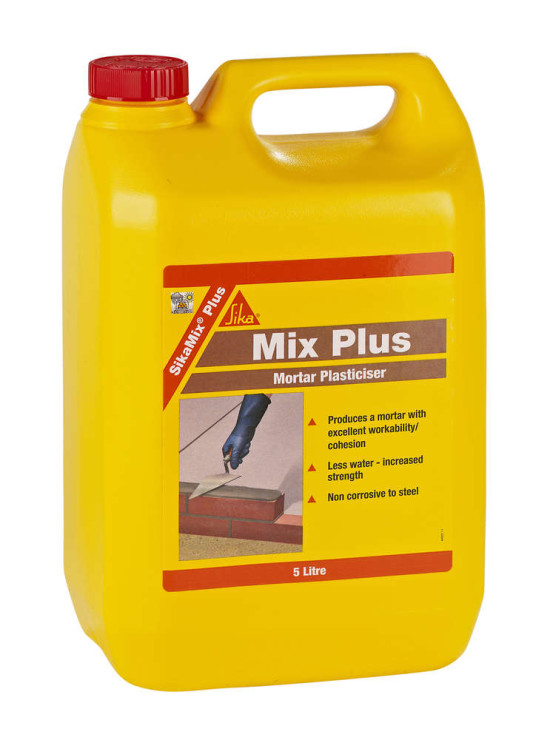 Sika Mix Plus Plasticiser