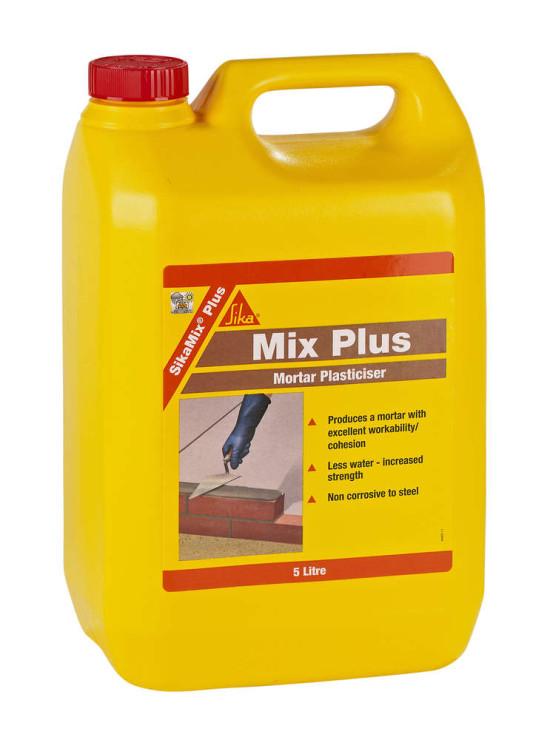Sika Mix Plus Plasticiser