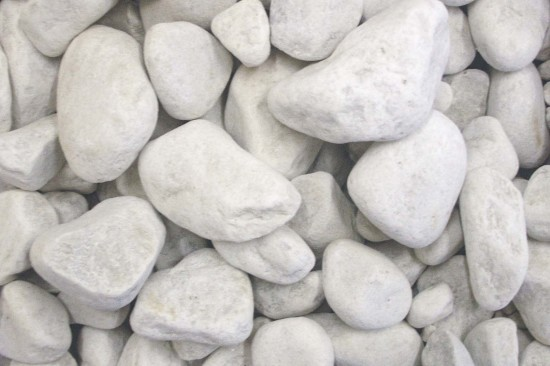 Spanish White Cobbles OUT OF STOCK