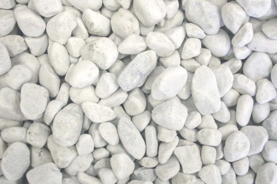Spanish White Pebbles