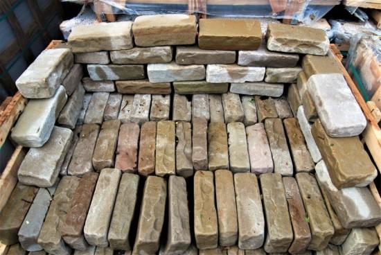 Verdi Sandstone Walling