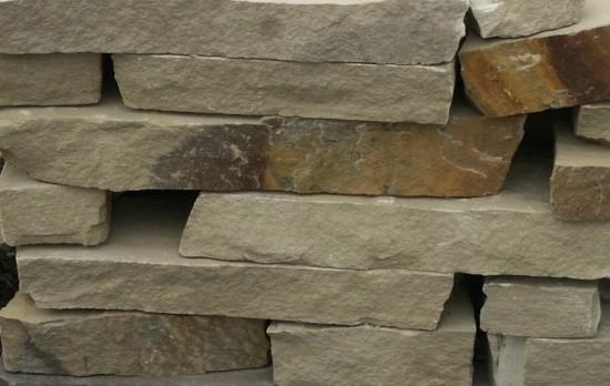 York Plain Cut Walling