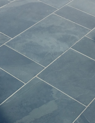 Aveiro Slate Paving Graphite Web Pack