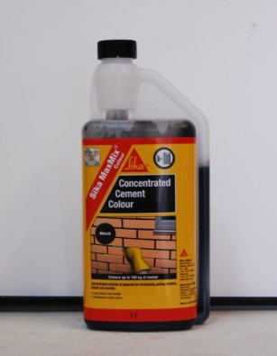 Sika Maxmix Cement colouring