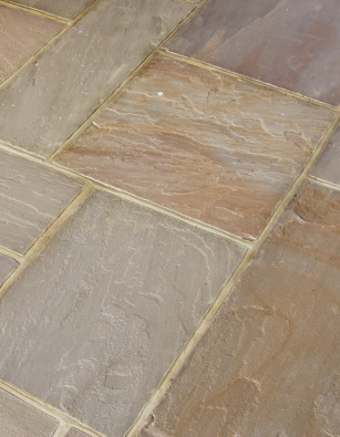 Verdi Imported Sandstone Patio Pack