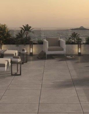 Italian Porcelain Outdoor Paving
