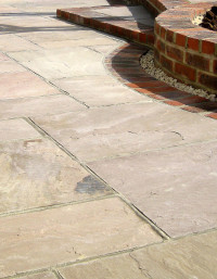 Verdi Imported Sandstone Paving 22mm Calibrated