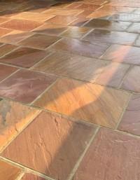 Rosamenta Imported Sandstone Paving