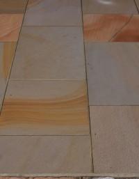 Verdi Sandblasted Imported Sandstone